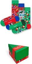 Happy Socks Holiday Giftbox - Kerst - Maat 41-46