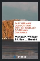 Easy German Composition