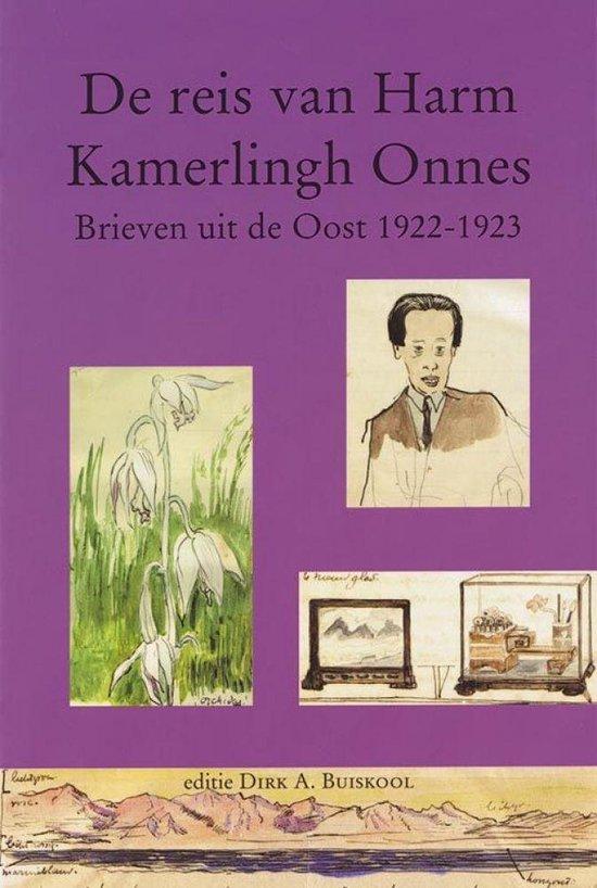 De reis van Harm Kamerlingh Onnes - Buiskool  
