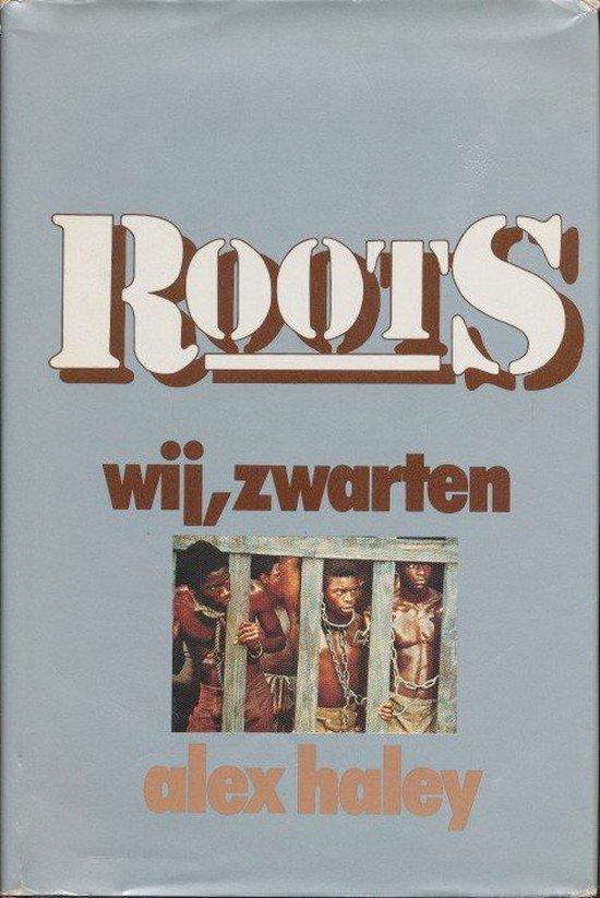 ROOTS - Wij, zwarten - Alex Harris pdf epub