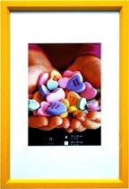 Henzo Fresh Colour - Fotolijst - Fotomaat 20x30 cm - geel