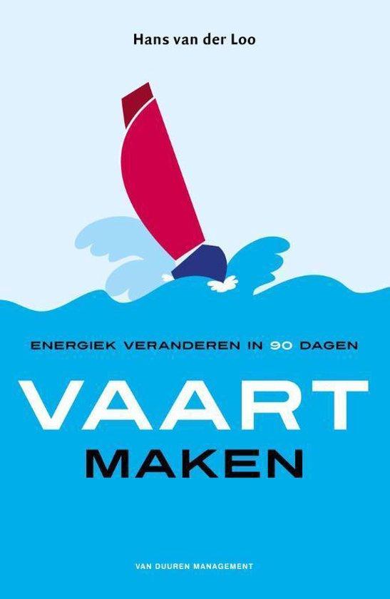 Vaart maken - Hans van der Loo pdf epub