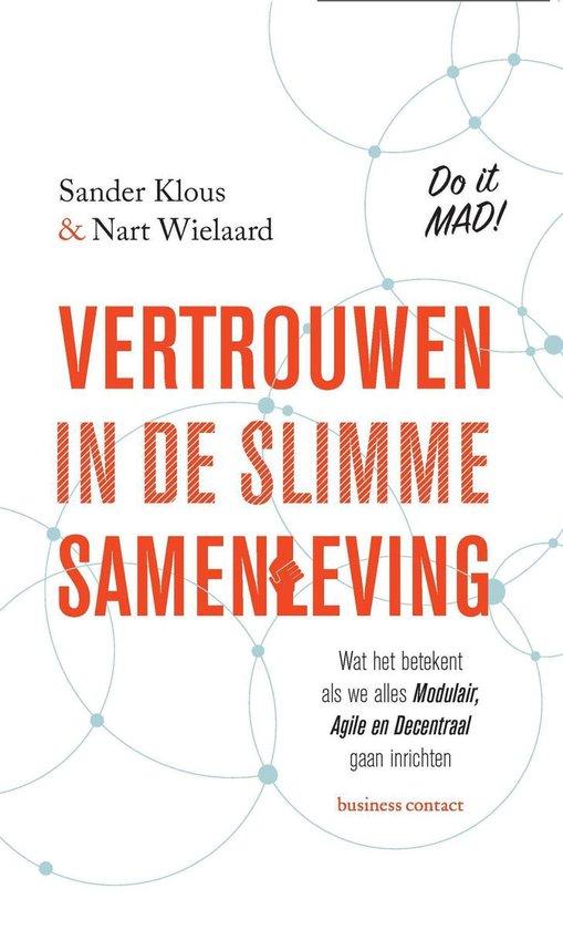 Hedendaags bol.com   Vertrouwen in de slimme samenleving (ebook), Nart VW-56