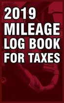2019 Mileage Log Book for Taxes