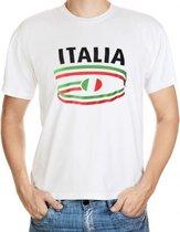 Italia t-shirt voor heren L
