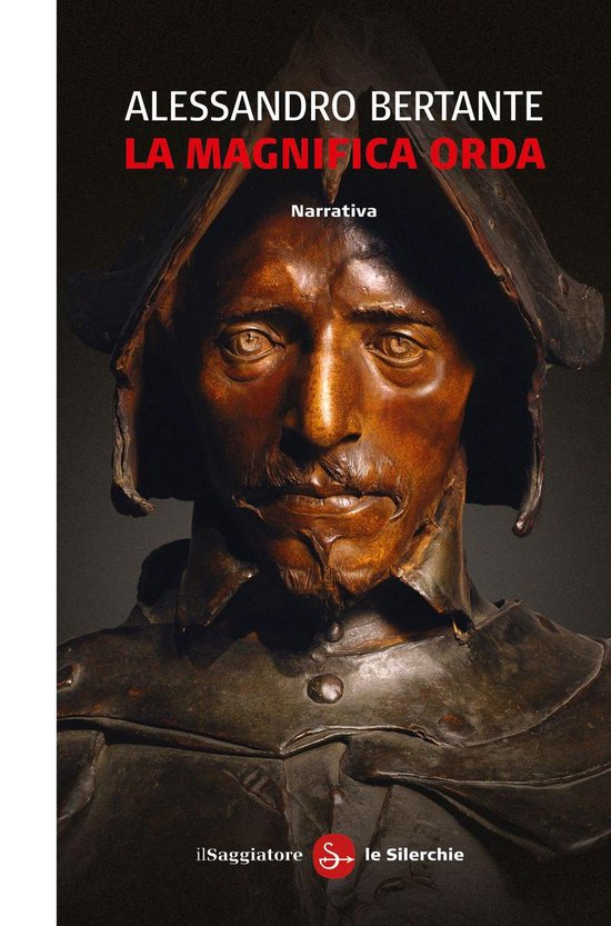 Boek cover La magnifica orda van Alessandro Bertante (Onbekend)