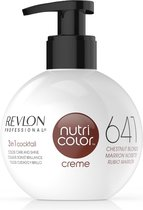 Revlon Nutri Color Creme fles 641 chesnut blonde 270ml