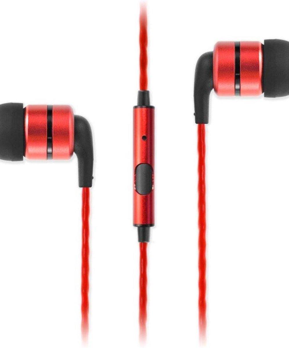Soundmagic E80C Rood