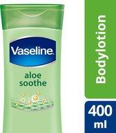 Vaseline Aloe Soothe Bodylotion - 400 ml