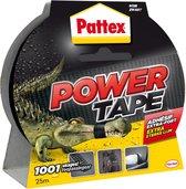 Pattex Power Tape - Zwart - 25 m
