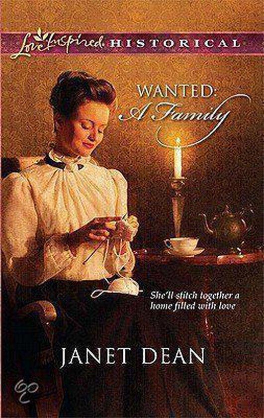 Boek cover Wanted van Janet Dean (Paperback)