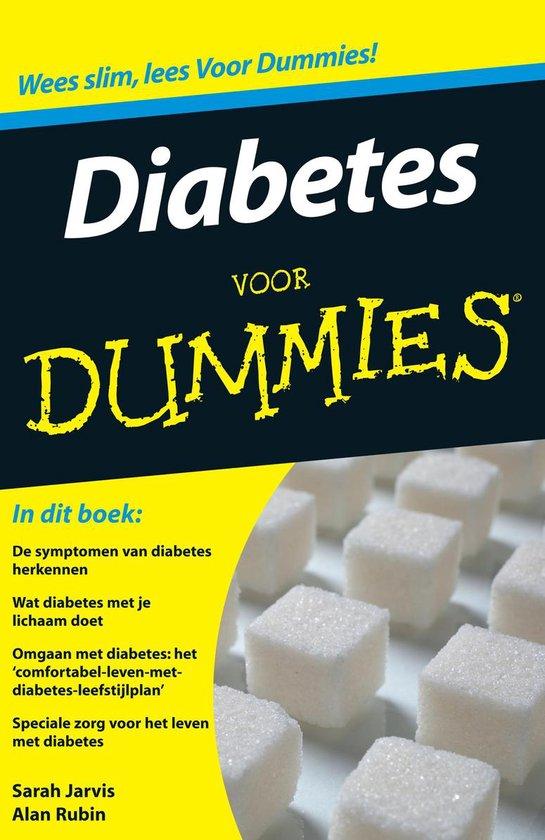 Cover van het boek 'Diabetes voor Dummies'