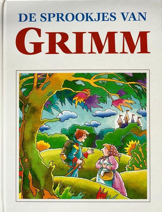 Boek cover Sprookjes Van Grimm van Wilhelm Grimm (Hardcover)