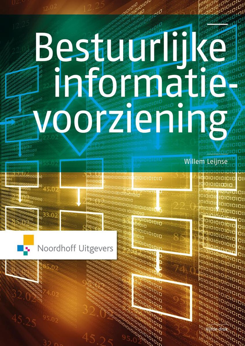 Bestuurlijke informatievoorziening - Willem Leijnse
