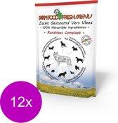 Farm Food Fresh Menu Rundvlees - Hondenvoer - 12 x 300 g
