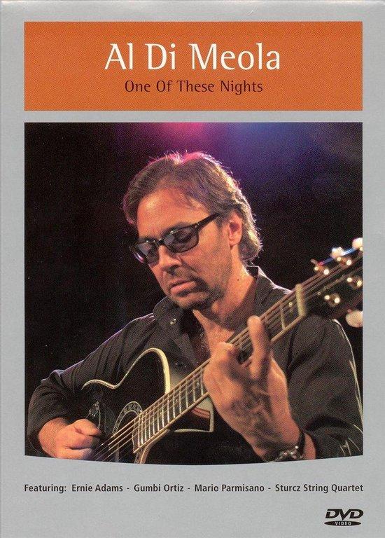 Cover van de film 'Al Di Meola - One Of These Nights'