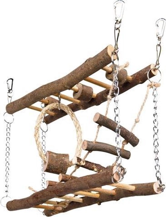 Natural Living Suspension bridge - 27 � 17 � 7 cm