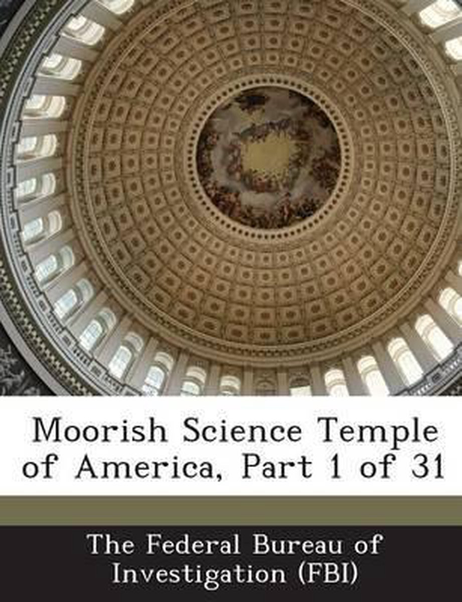 Moorish Science Temple of America, Part 1 of 31