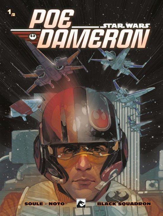 Star Wars - Poe Dameron 1 Black Squadron - Charles Soule |