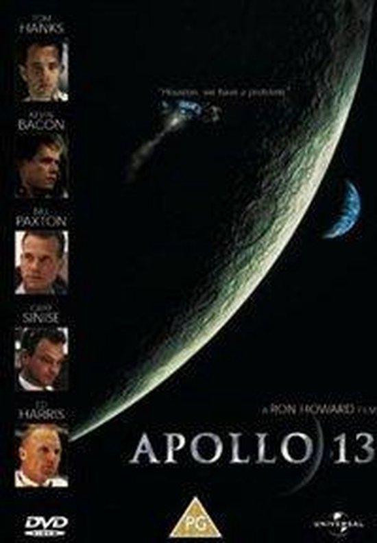 Cover van de film 'Apollo 13'