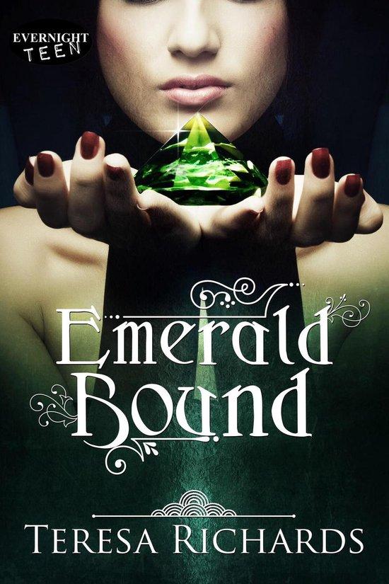 Omslag van Emerald Bound