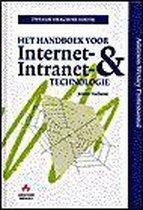 Het Handboek Voor Internet- En Intranet-Technologie