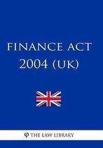 Finance Act 2004 (UK)