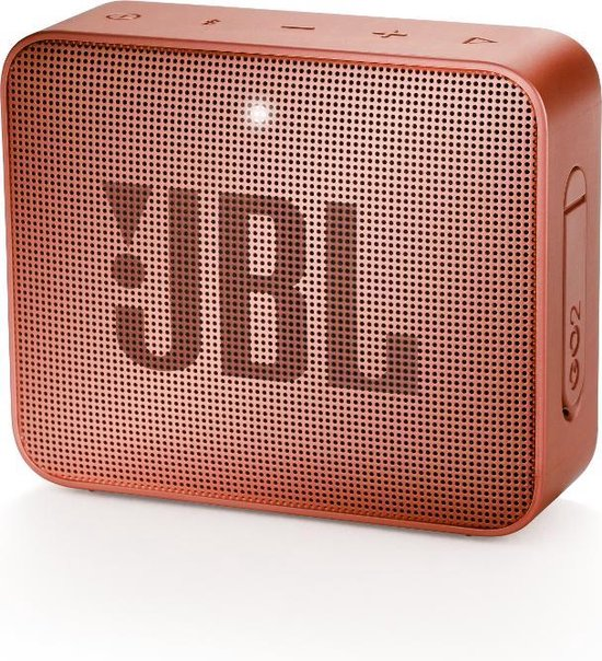 JBL Go 2 Roze - Draagbare Bluetooth Mini Speaker - kado voor 10 jarige meid