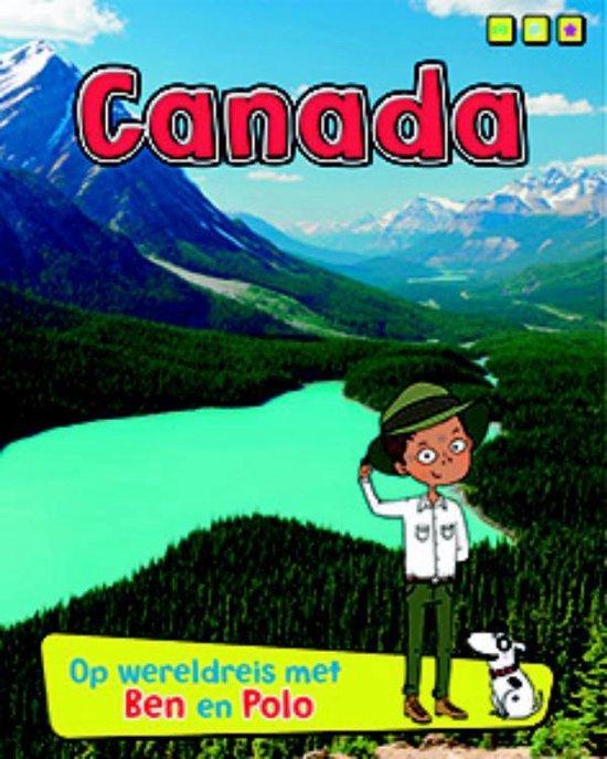 Op wereldreis met Ben en Polo - Canada - Anita Ganeri | Readingchampions.org.uk