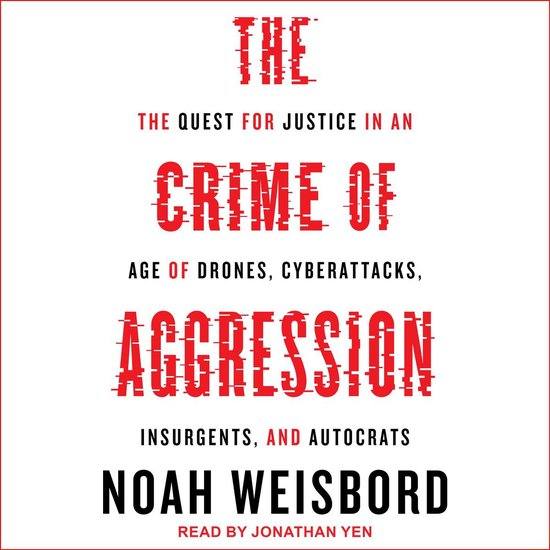 Boek cover The Crime of Aggression van Noah Weisbord (Onbekend)
