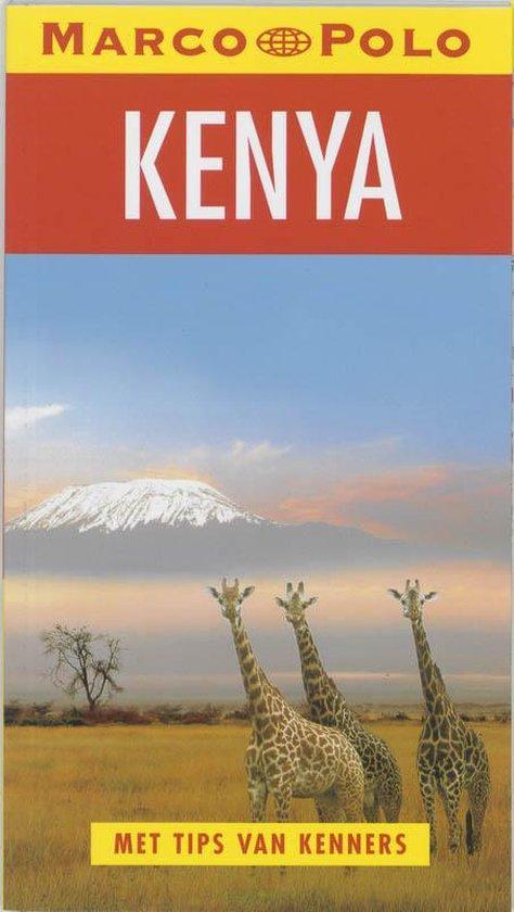 Marco Polo reisgids KENYA - Helmut Grosse |