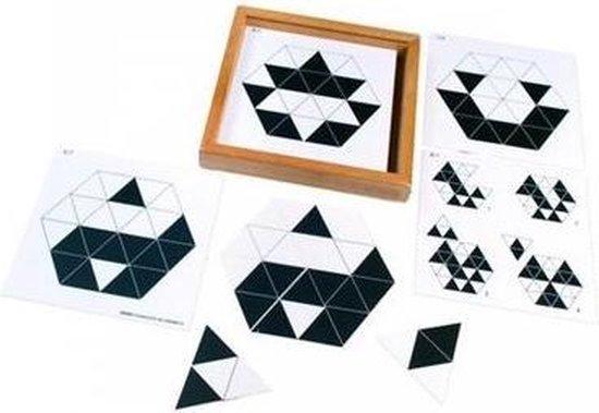 Afbeelding van het spel Jegro - Driehoekspel - Voor kinderen vanaf 8 jaar