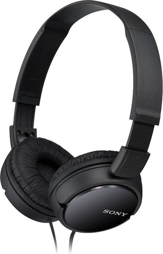 Afbeelding van Sony MDR-ZX110 - On-ear koptelefoon - Zwart