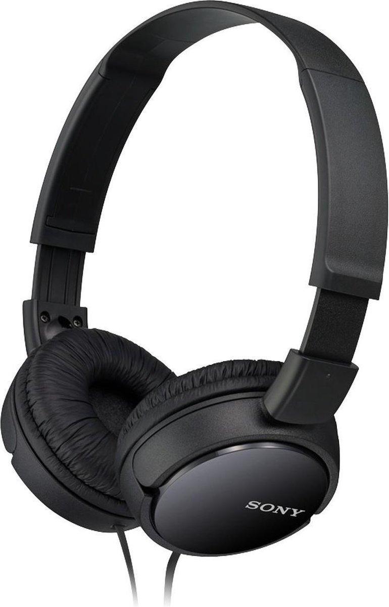 Sony MDR-ZX110 - On-ear koptelefoon - Zwart