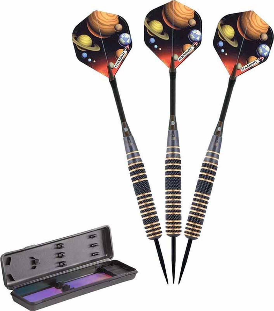 ABC Darts - Dartpijlen supergrip - Orbital space - 24 gram