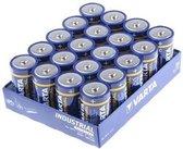 Varta 04014 211 111 huishoudelijke batterij Wegwerpbatterij C