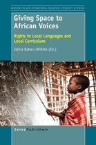 Giving Space to African Voices