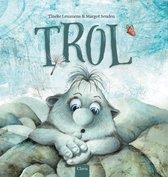 Boek cover Trol van Tineke Lemmens