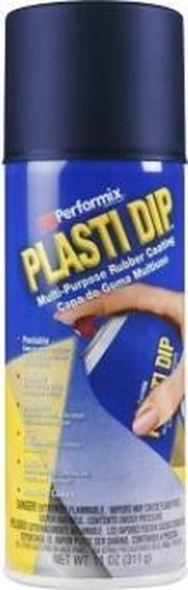 3080820 Plasti-Dip Rubber spray Zwart, 325 ml, 1 St.