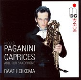 24 Caprices Op1: Arr. For Saxophone