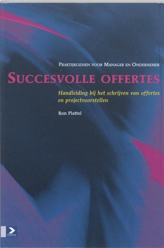 Succesvolle offertes - Arno Geurtsen pdf epub
