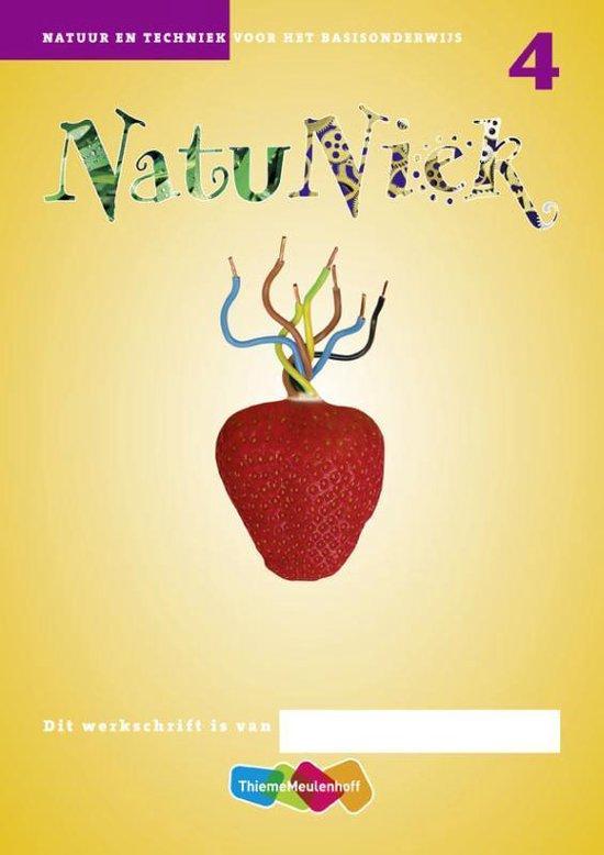 Afbeelding van Natuur en techniek voor het basisonderwijs Natuniek