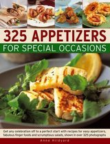 325 Appetizers for Special Ossasions