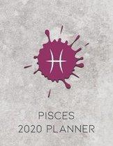 Pisces 2020 Planner
