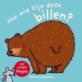 Boek cover Van wie zijn deze billen? van Thorsten Saleina (Hardcover)