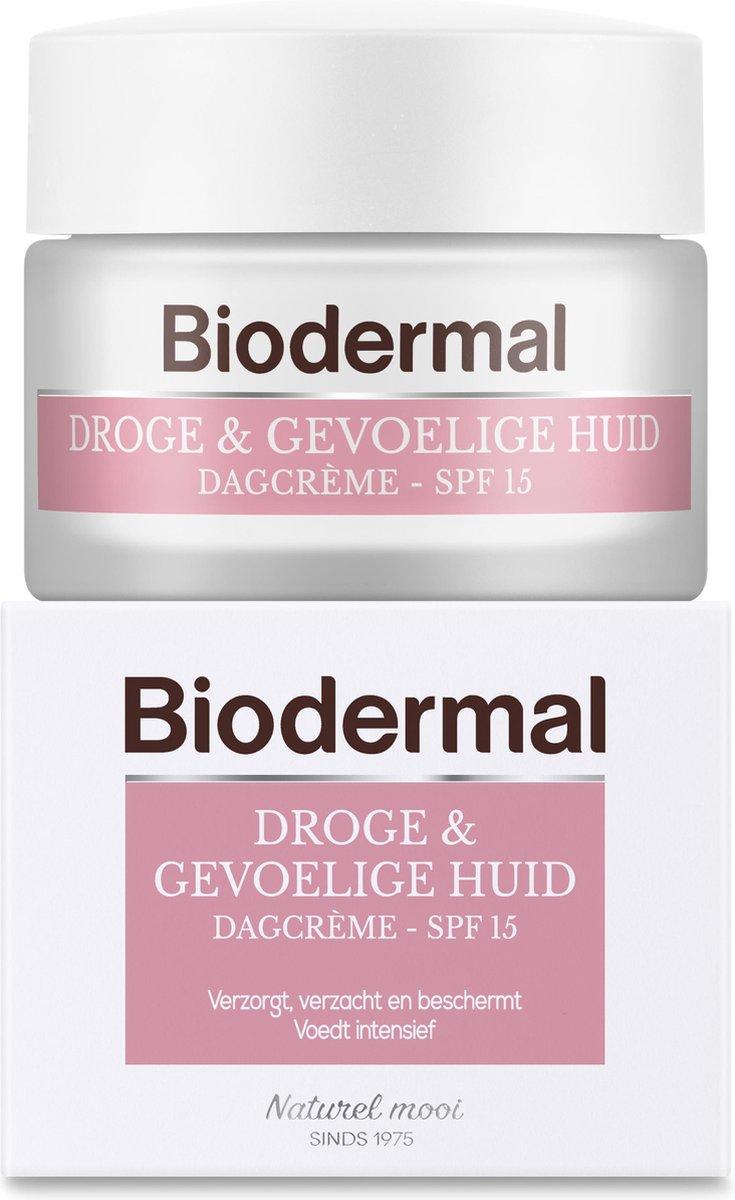 biodermal dagcreme droge en gevoelige huid