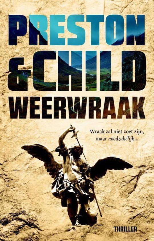 Pendergast thriller 11 - Weerwraak - Preston & Child |