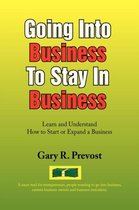 Going Into Business to Stay in Business