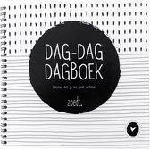 Zoedt dag-dag dagboek afscheidsboek