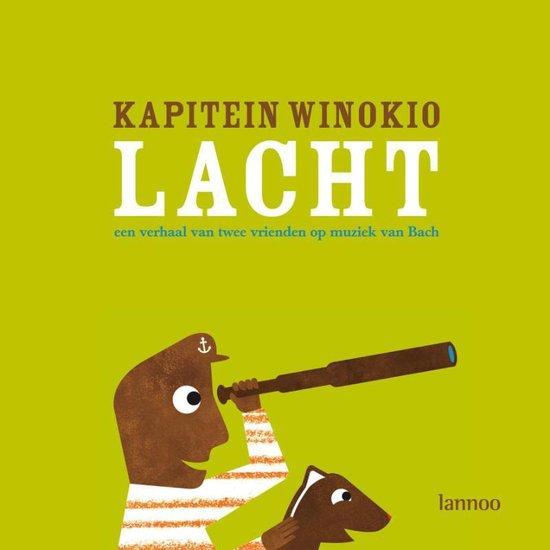 Kapitein Winokio lacht + CD - S. Winok |